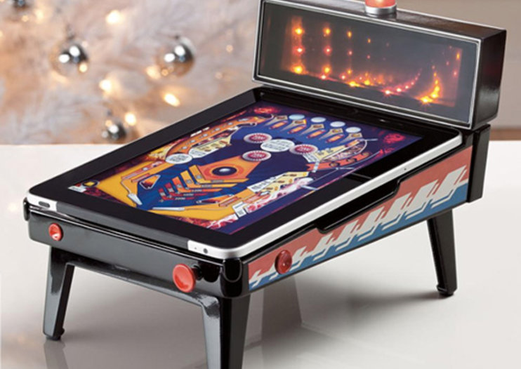 Pinball Magic appcessory turns iPad into table too