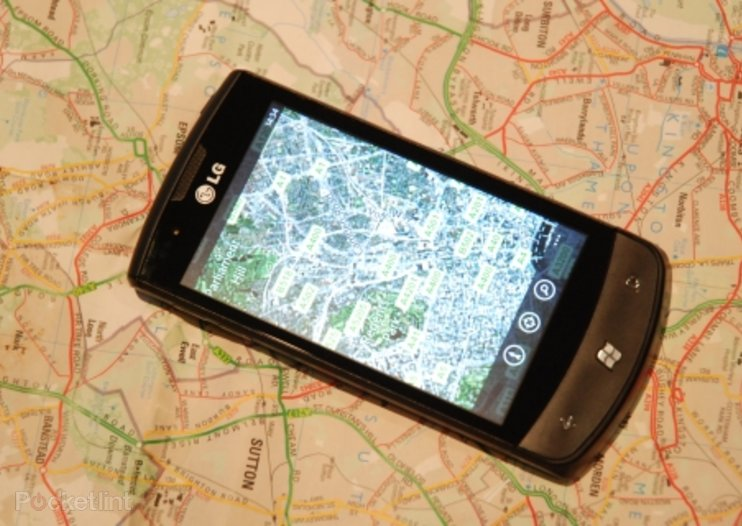 Best Windows Phone 7 location apps