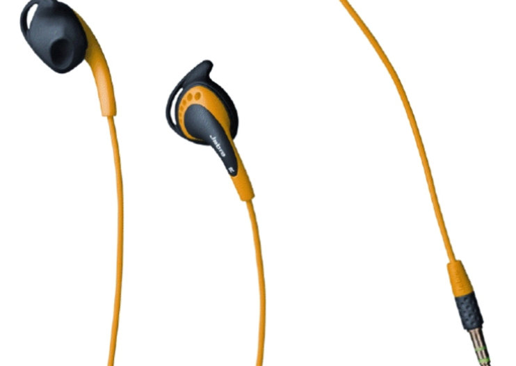 Jabra Active earphones help you build up a sweat