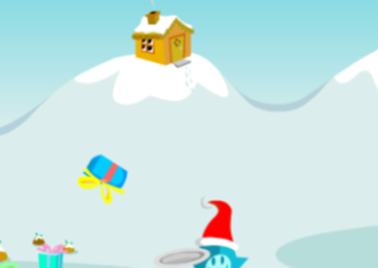 App-vent Calendar - day 12: Catch the Presents! (Chrome)