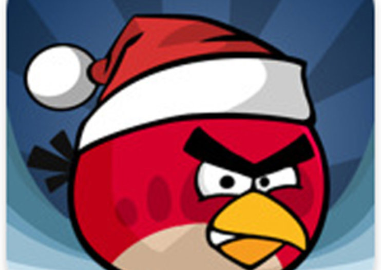 Angry Birds Seasons hits webOS: Palm Pre and Pixi owners rejoice