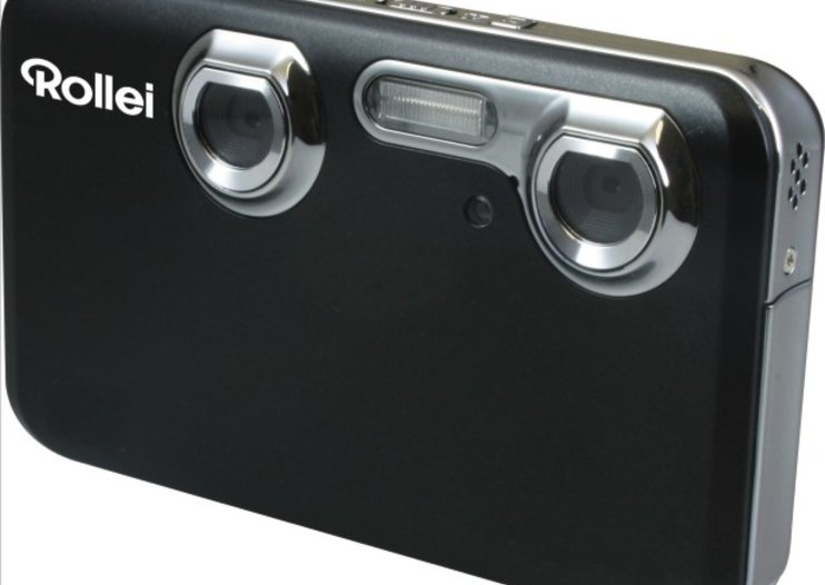 Rollei goes 3D with new 3D camera and photoframe
