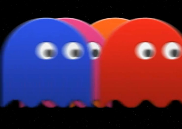 VIDEO: Real world Pac-Man on Android