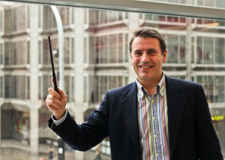 Creator of Kymera Magic Wand talks remotes and Dragon's Den