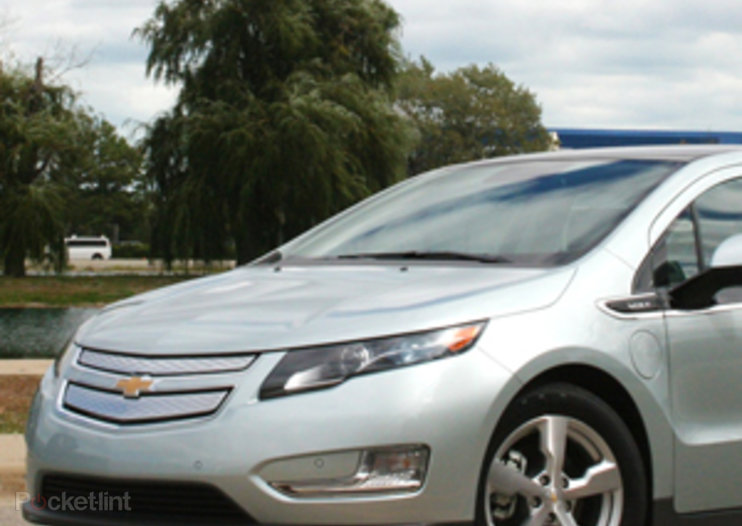 Chevrolet Volt hands-on