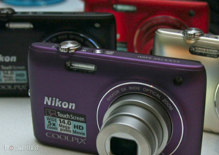 Nikon Coolpix S2500, S3100, S4100, and S6100 hands-on