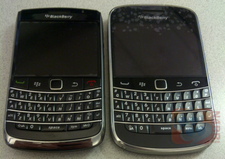 BlackBerry Torch 2, Bold Touch, and Storm 3 rumoured