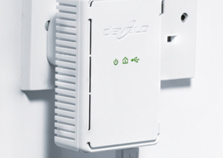 World's first USB powerline extender arrives from Devolo