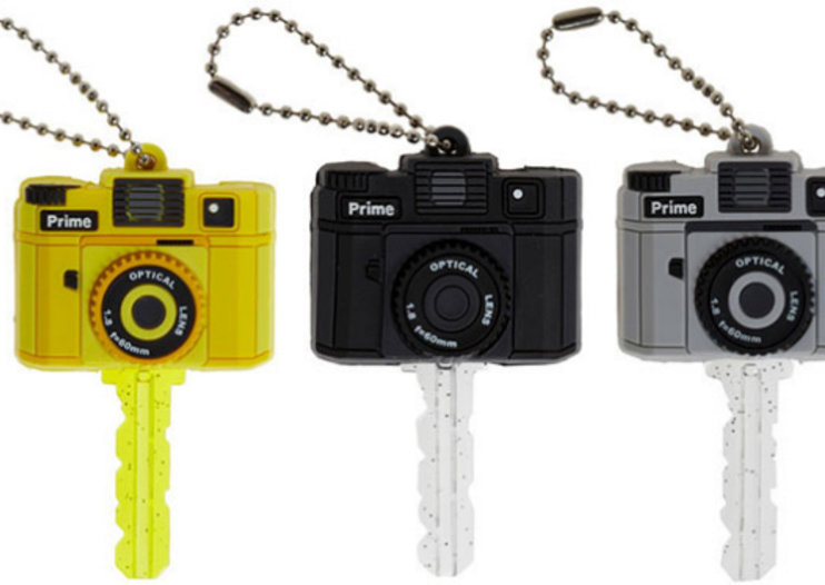 Cool camera key fobs stand out from the bunch