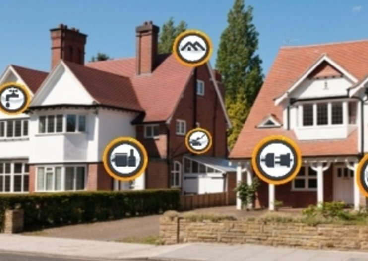 Augmented reality in action - property and real estate