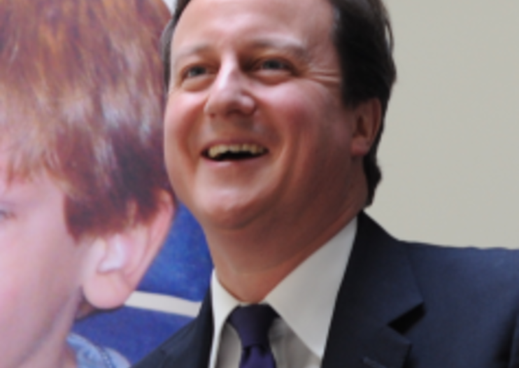 PM David Cameron opens UK's first Accessible Video Games Centre