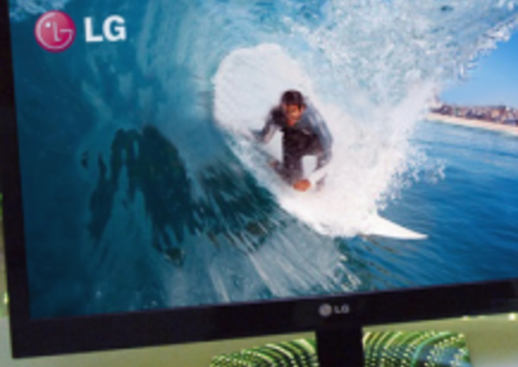 3D flicks go flicker-free with LG