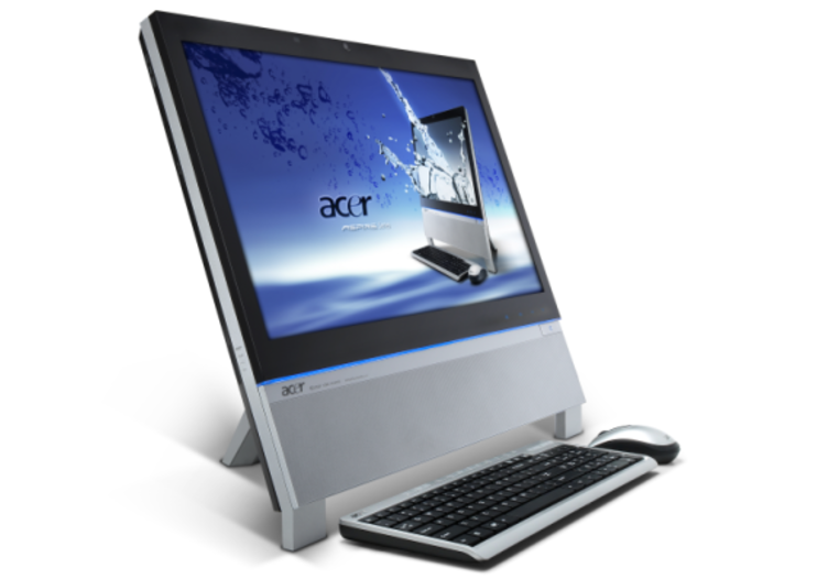 All-in-ones enter the third dimension with the Acer Aspire Z5763