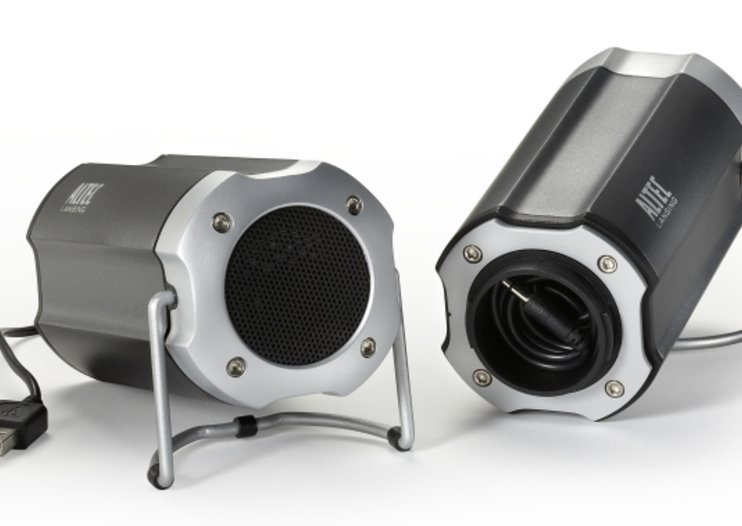 Altec Lansing flies to Orbit for big sound on the go