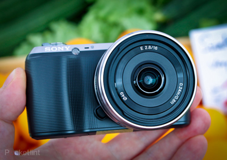 Sony NEX-C3 hands-on and exclusive photos