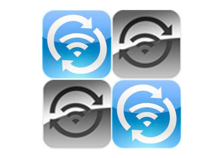 Apple allegedly copies rejected Wi-Fi Sync app