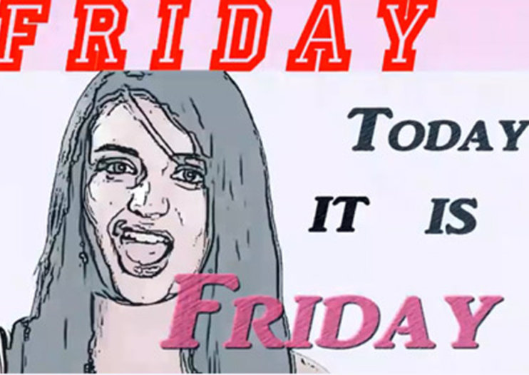 Rebecca Black's Friday pulled from YouTube, still online elsewhere to enjoy