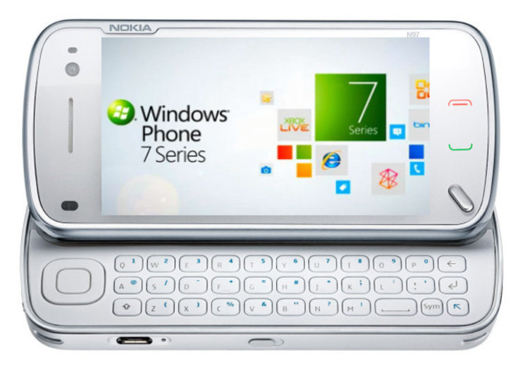 Nokia Windows Phone 7 devices landing 26 October?