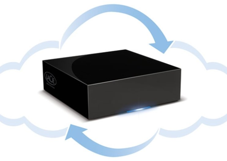 LaCie CloudBox makes online data more secure