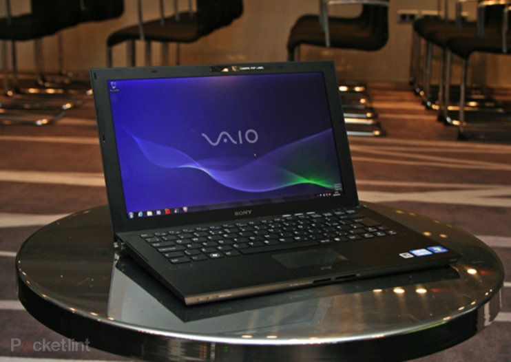 Sony Vaio Z hands-on