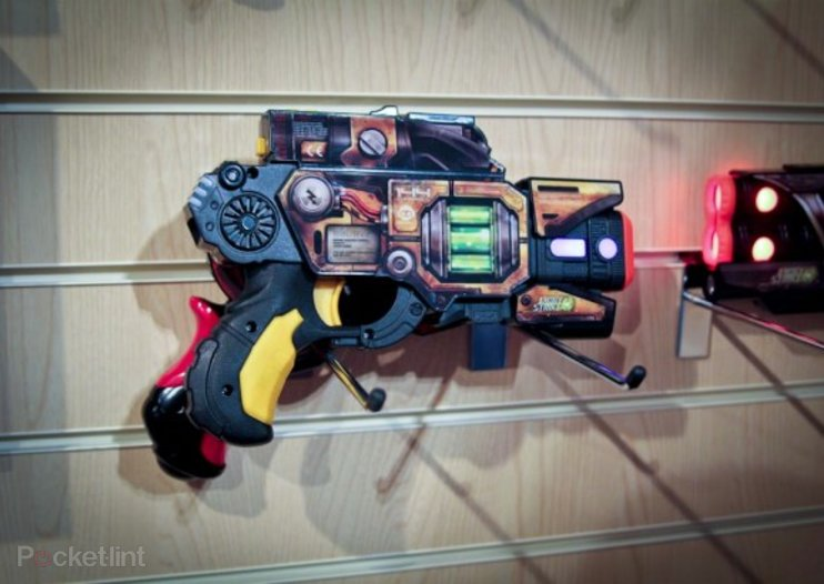Light Strike from WowWee: Laser Quest returns