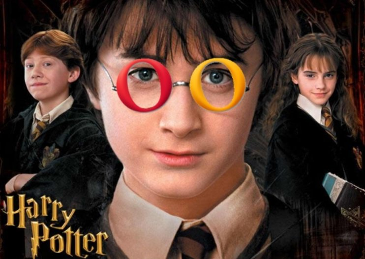 Harry Potter falls under Google spell