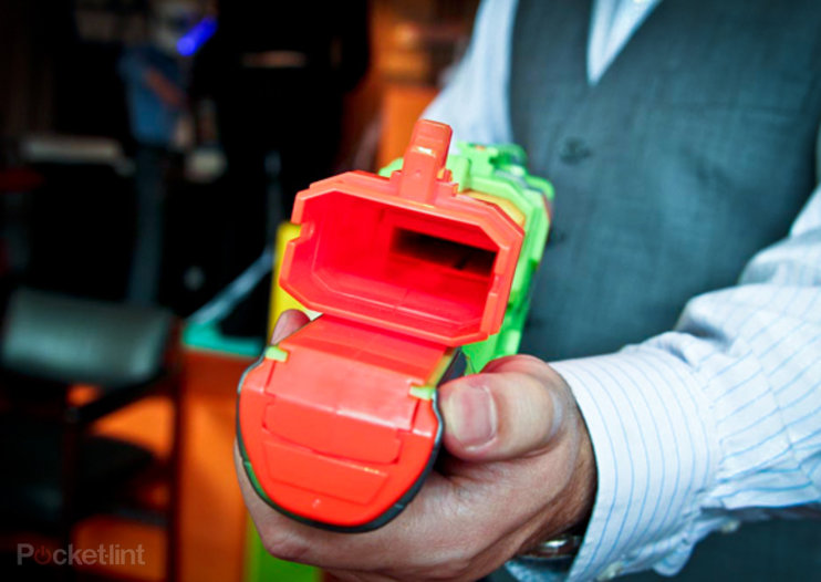 Nerf Vortex disc blasters hands-on