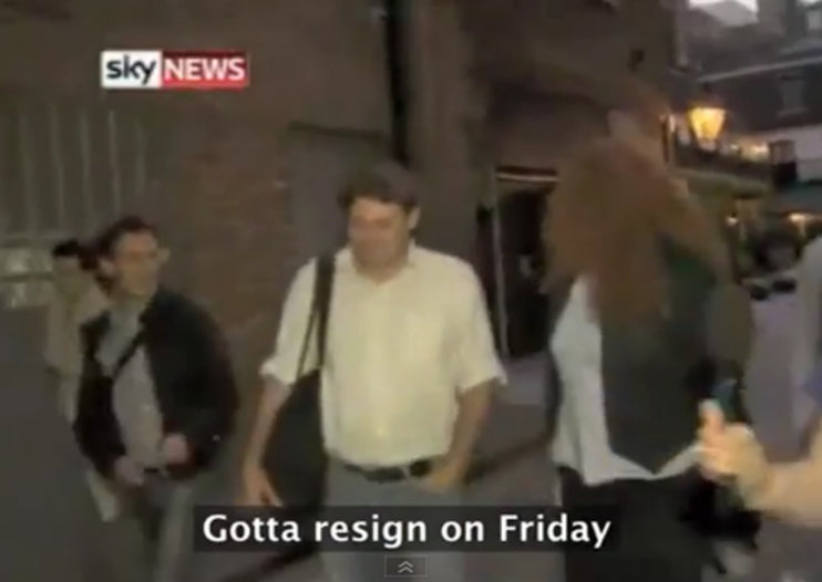 VIDEO: Rebecca Black's Friday repurposed for News International phone hacking scandal