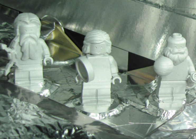 Juno spacecraft takes Lego into a whole new world