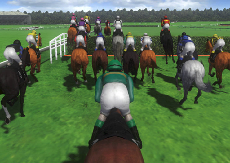Champion Jockey quick play preview