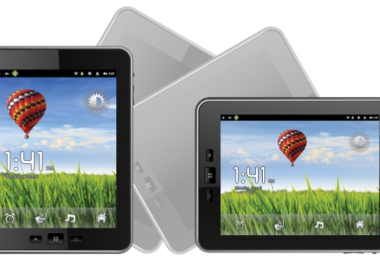Storage Options with the Scroll Special Edition Android tablet