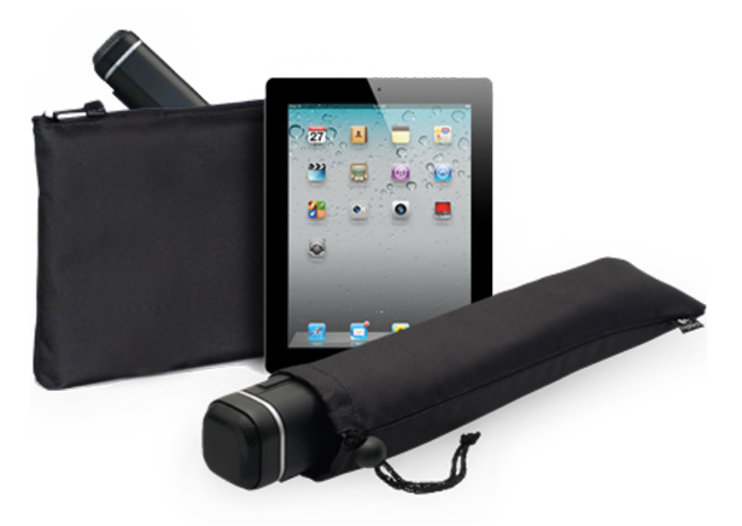 Logitech boosts tablet audio with clip on speaker