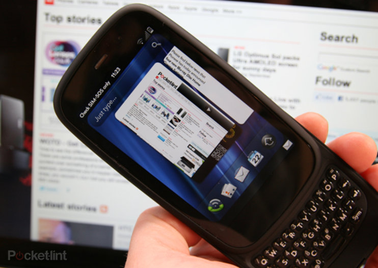 HP on webOS: It is not dead yet
