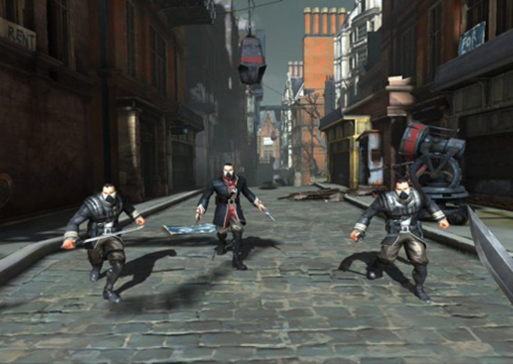 Dishonored quick play preview