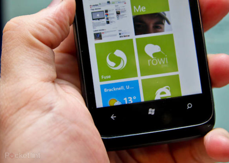 APP OF THE DAY: Fuse review (WP7)
