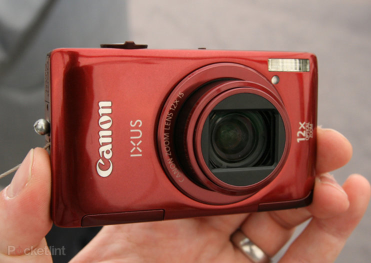 Canon Ixus 1100 HS pictures and hands-on