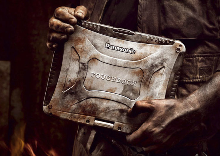 Panasonic unveils Toughbook Android tablet and 3 new rugged laptops at DSEi