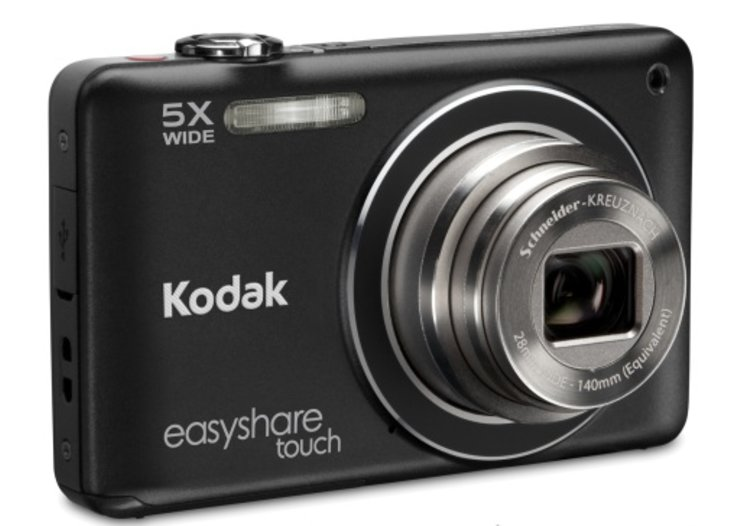 Kodak EasyShare Touch M5370 brings HD video to the Facebook party