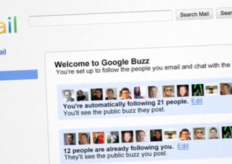 Google Buzz killed