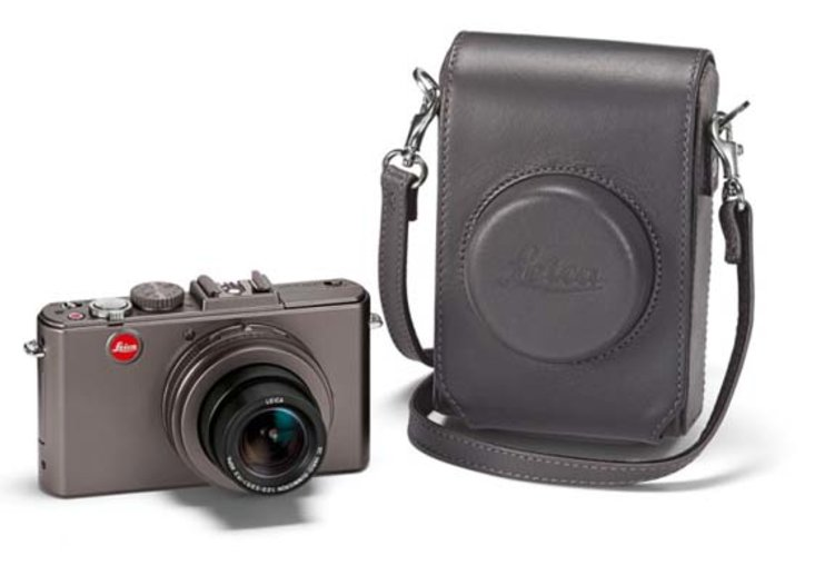 Leica D-Lux 5 arrives in 'Titanium' special edition form