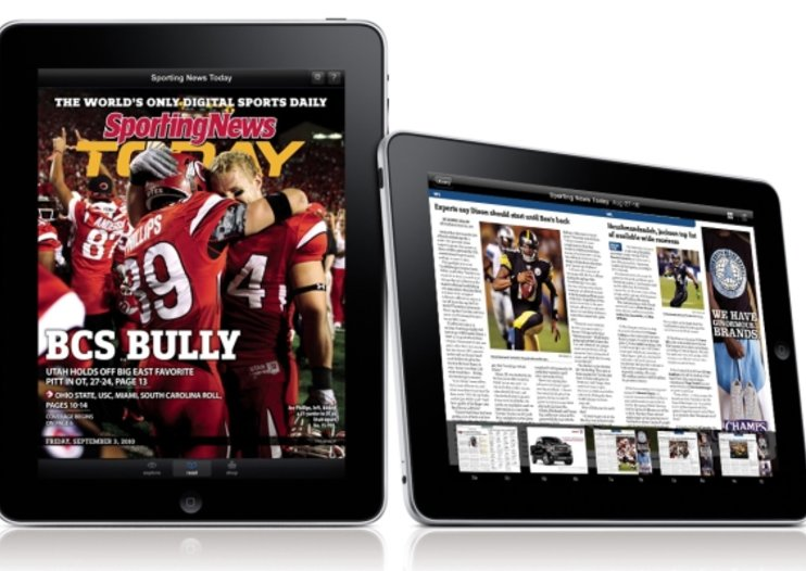 Best iPad sports apps