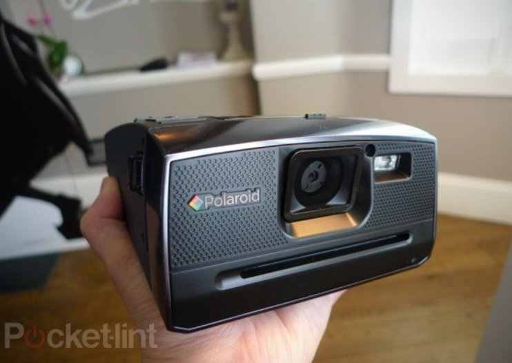 Retro Polaroid Z340: Instant prints with modern spec
