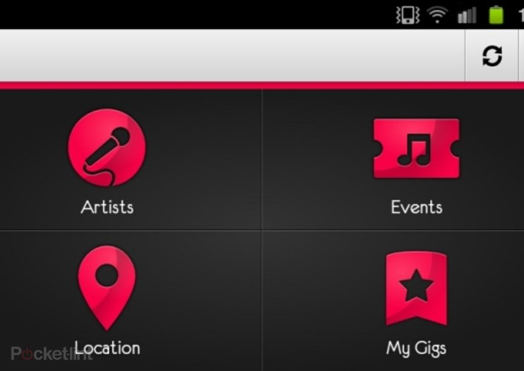 APP OF THE DAY: Gigbeat review (Android)