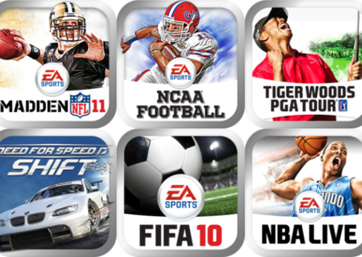 Best iPhone games: sports