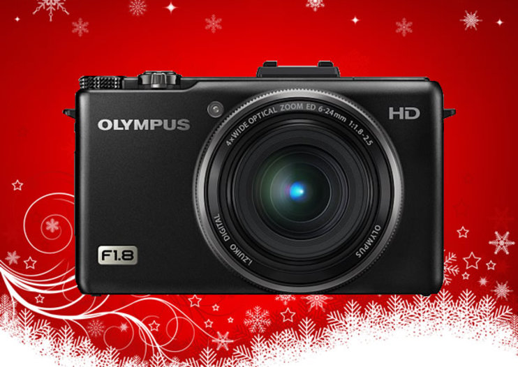 The Pocket-lint Xmas Spectacular - Day 7: Win an Olympus XZ-1