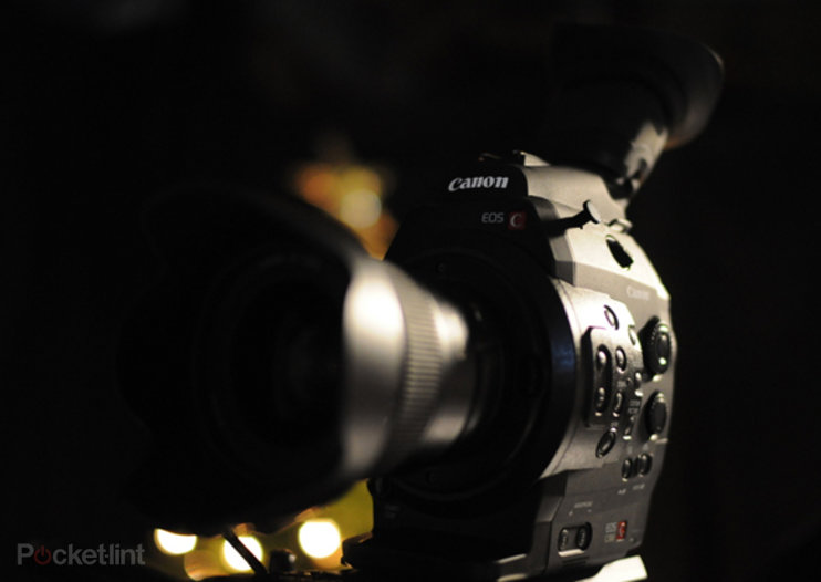 Canon C300 pictures and hands-on
