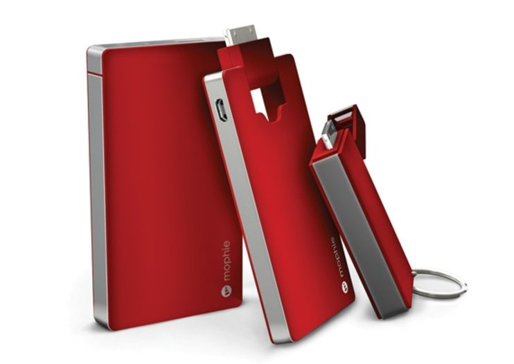 Mophie goes (RED) to help fight AIDS