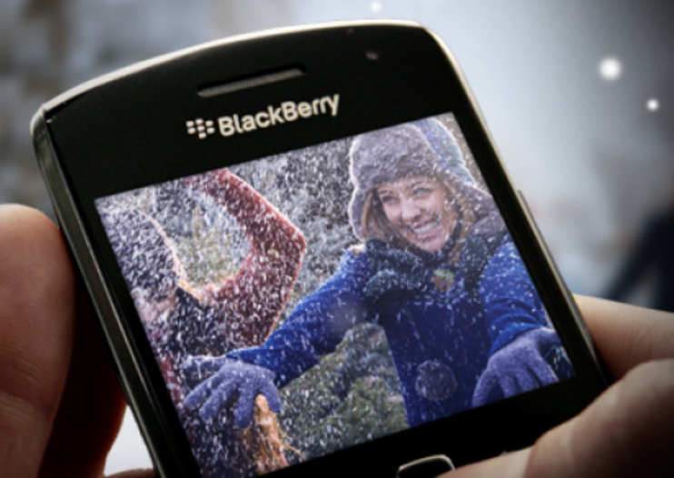 BlackBerry OS 7.1 adds mobile Hotspot, NFC contact sharing
