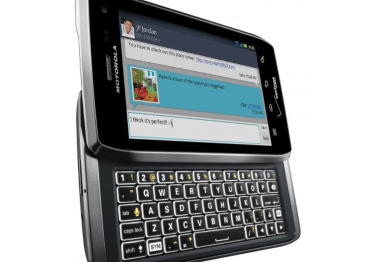 Verizon announces Motorola Droid 4