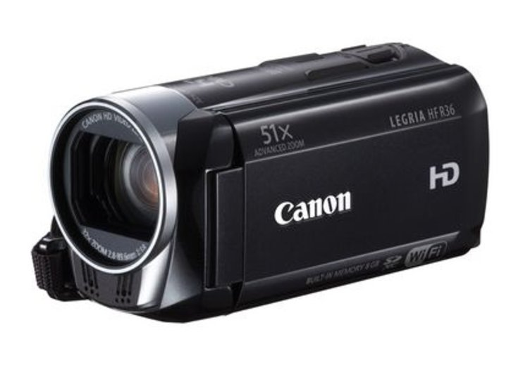 Canon brings Wi-Fi to Legria HF R-Series camcorders